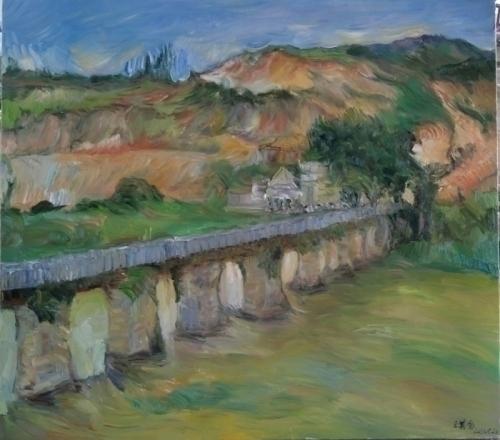 涌动石马桥