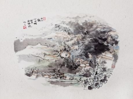 庚子写生——文江小文2