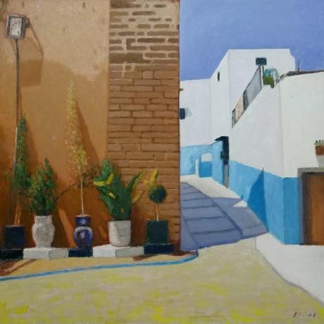 摩洛哥城镇风光