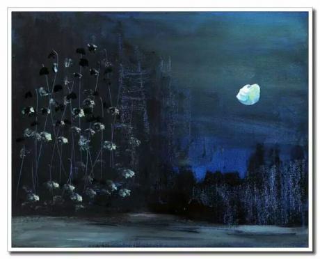 九封信幸福就是月亮每天都挂在天上