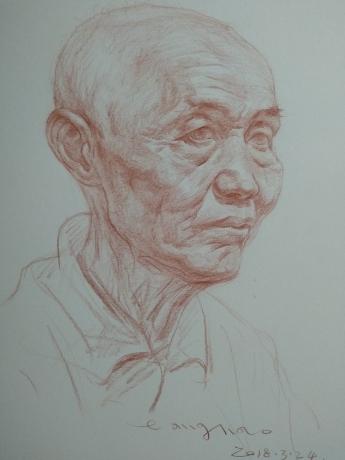 重庆老工人