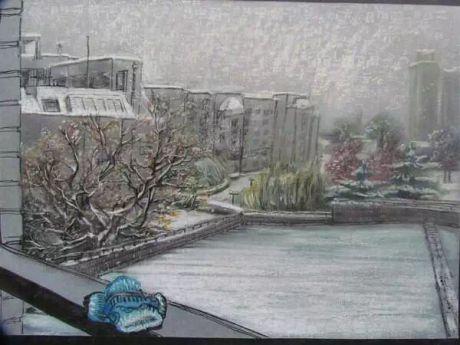 雪景2011