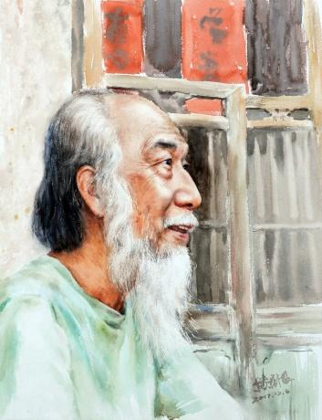 刘培和老师