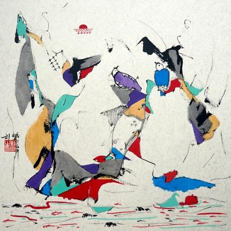 临渊慕鱼系列之1