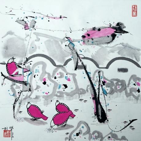 临渊慕鱼系列