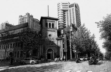 成都老邮局