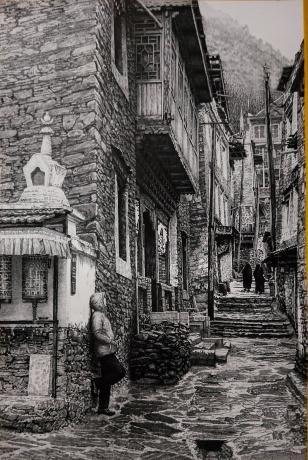 《甘孜。甲居藏寨》