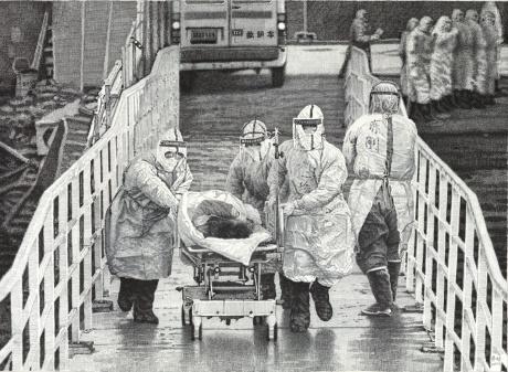 武汉一一火神山医院