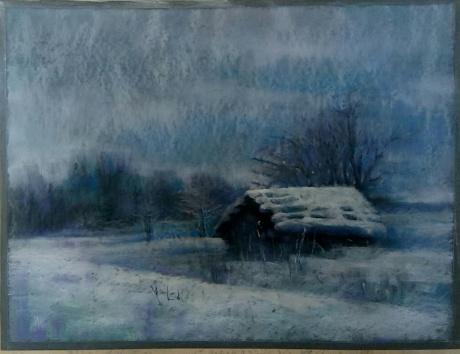 孤独的小屋