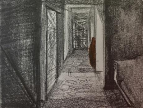 梦系列存稿《空房间》