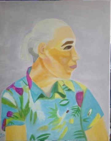 人物肖像.贝隆昂多