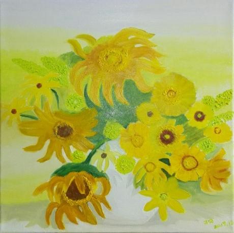静物·向日葵
