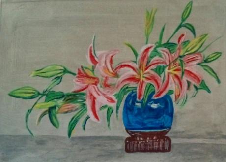 花与花瓶系列2