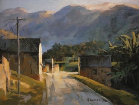 南方掠影-山村4