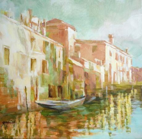 记忆威尼斯9