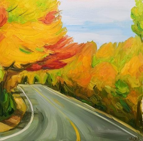 加拿大的秋