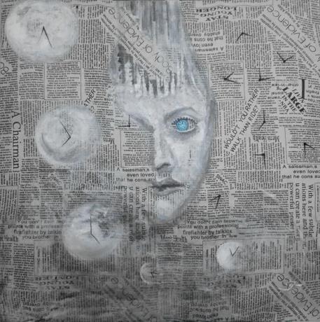 刘宇琛科幻作品《我是谁》系列34