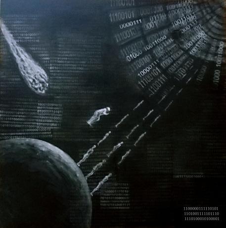 刘宇琛科幻作品《我是谁》系列 37