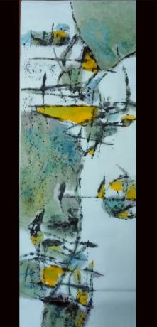 水墨抽象象
