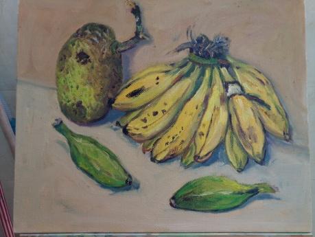 菠萝蜜.香蕉