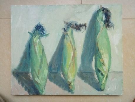 绿玉米系列一