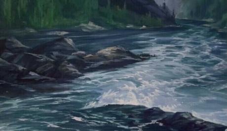 《神农溪》