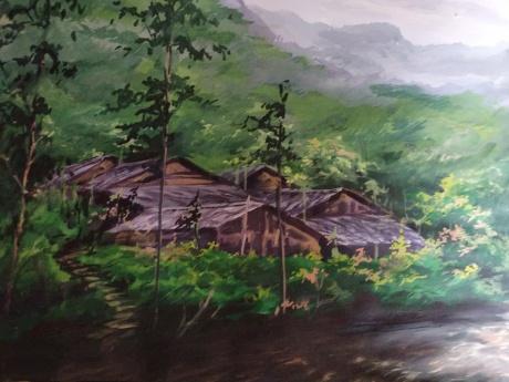 《大溪风景》