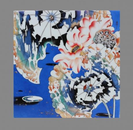 秋红--千年景德·瓷上中国当代陶瓷作品展入选作品