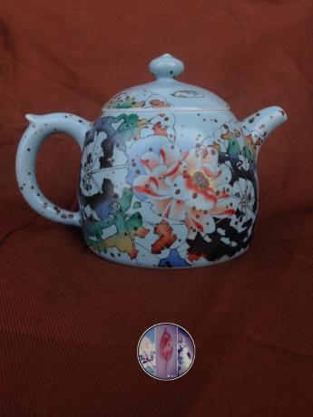 《秋红》系列之茶壶