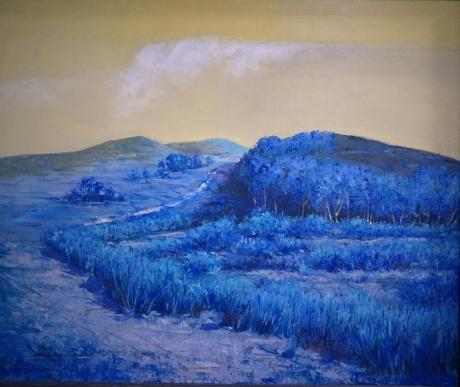青绿系列--塞罕坝风景4