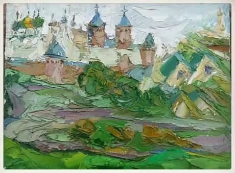 春拍《俄罗斯城堡》