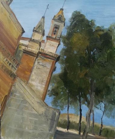 黄河边的小教堂