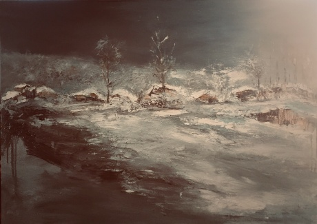《冬月里》