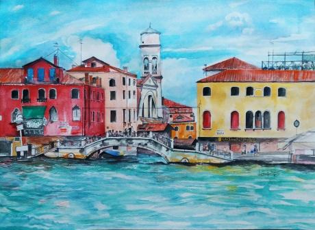《水上威尼斯》
