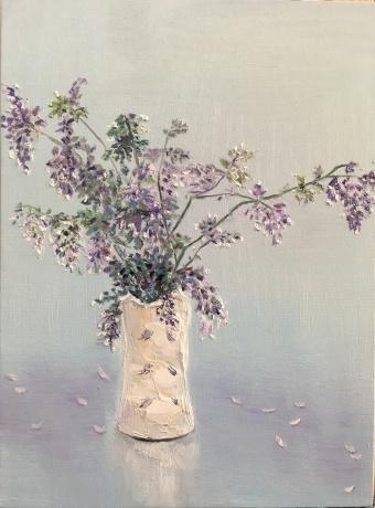 瓶花系列《山花花》