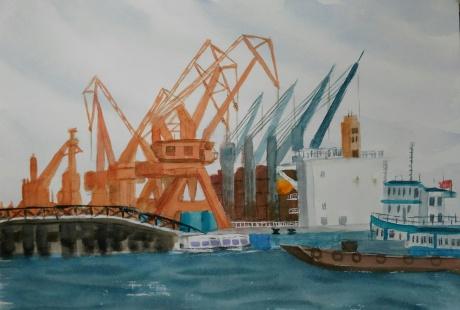 港口印象二