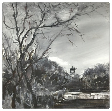 黑白风景系列1