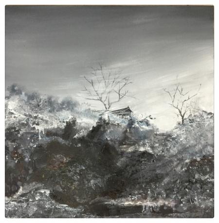 黑白风景系列3