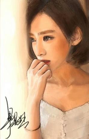 作品《桥梁》作者:果酱女王-俞果