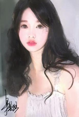 作品《时间》果酱女王-俞果