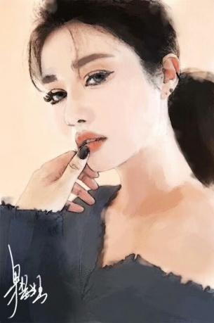 作品《幸福》作者:果酱女王-俞果