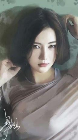作品《岁月》作者:果酱女王-俞果