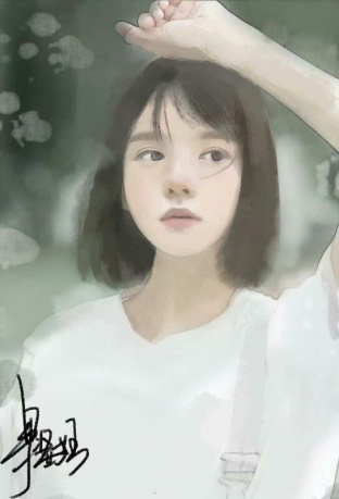 作品《习惯》作者:果酱女王-俞果