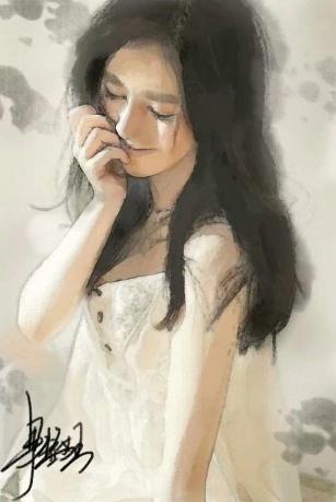 作品《凋零》作者:果酱女王-俞果