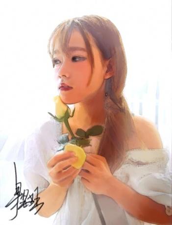 作品《悦目》作者:果酱女王-俞果