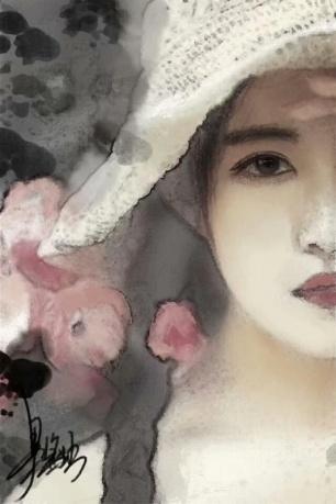 作品《夏》作者:果酱女王-俞果