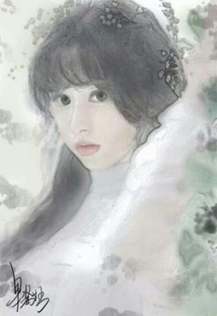作品《老去的岁月》作者:果酱女王-俞果