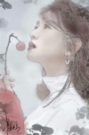 作品《融化了彩虹》作者:果酱女王-俞果