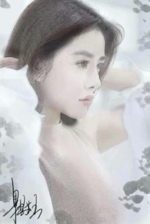 作品《跋涉》作者:果酱女王-俞果