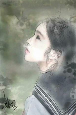 作品《幸运》作者:果酱女王-俞果